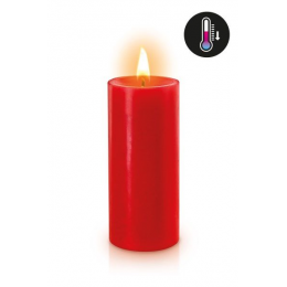БДСМ cвеча низкотемпературная Fetish Tentation SM Low Temperature Candle Red
