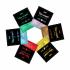 Набор пробников жидкого вибратора Intt Vibration Six Flavor Mix (12 по 5 мл)